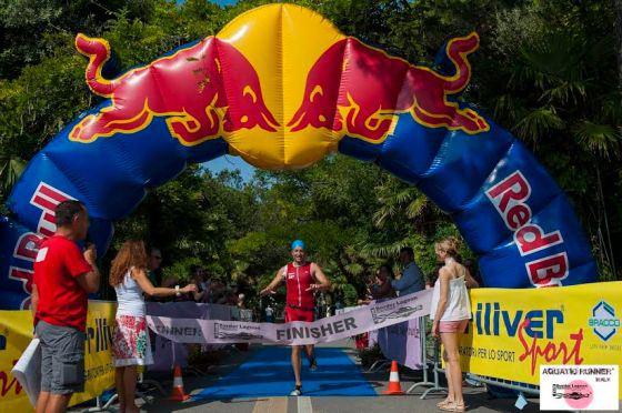 Non solo triathlon, ma … anche Aquatic Runner per il nostro Gianni!!!