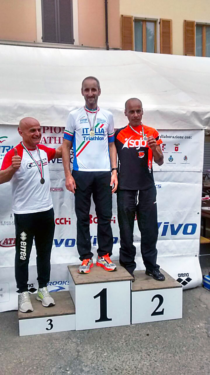 Campionati Italiani Master di Duathlon