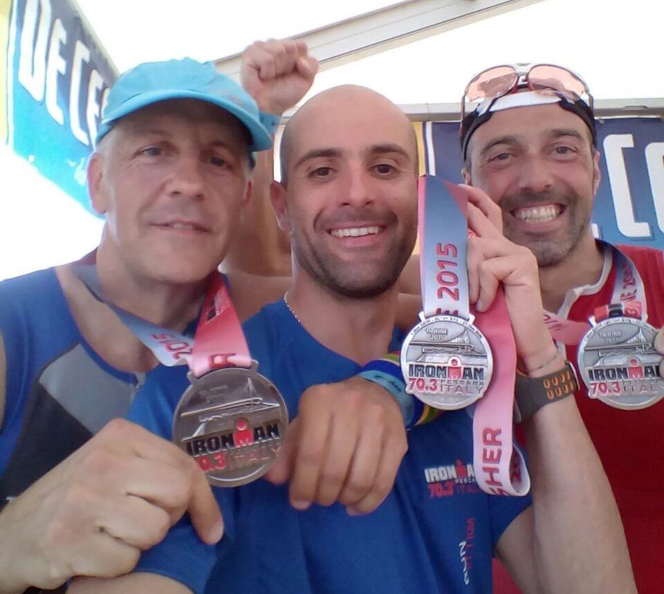 Ironman Italy 70.3 Pescara 2015