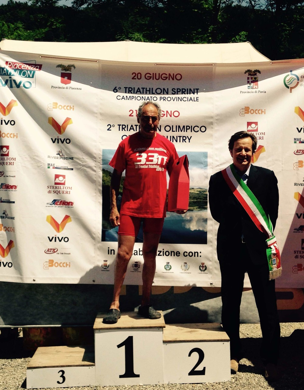 Bobo si impone al cross country di Nibbiano