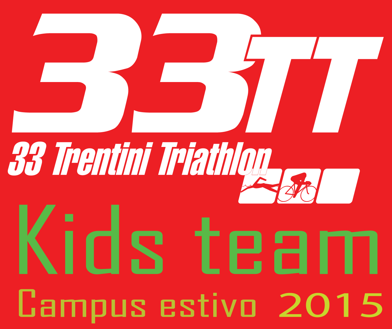 1° CAMPO ESTIVO TRIATHLON KIDS