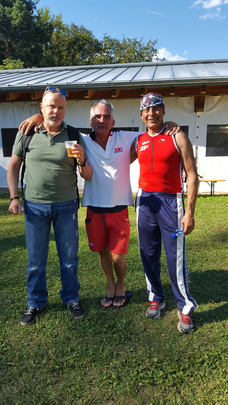 Triathlon de noaltri edizione 2016