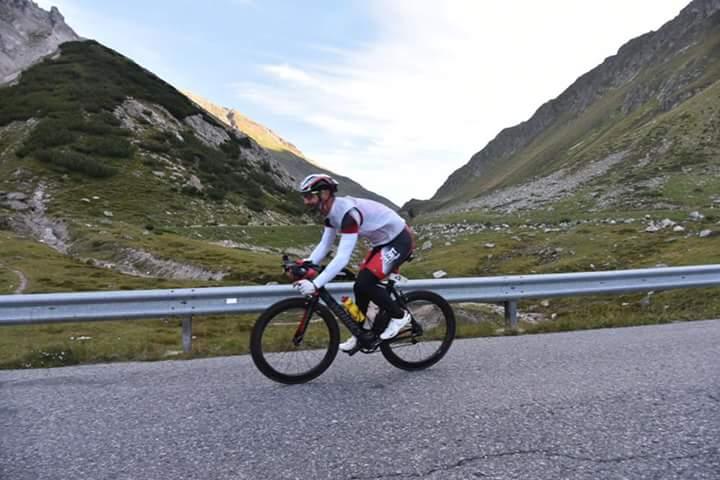 Alessio Volani e il Triathlon Estremo di Livigno