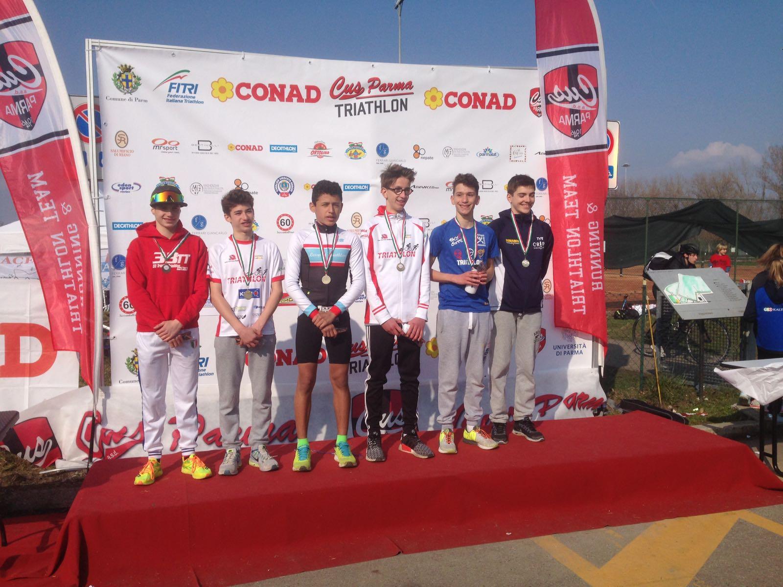 33TT al TriKids Cup Emilia Romagna