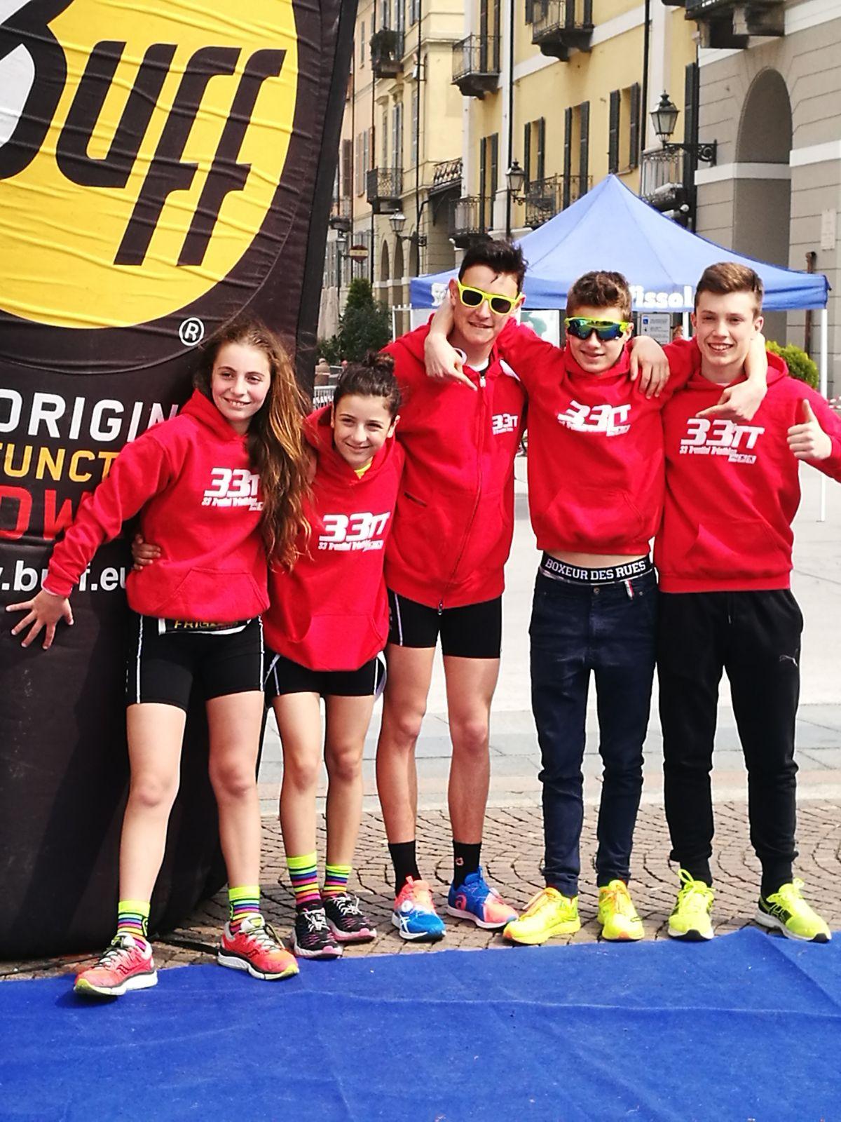 Campionato Italiano giovani di Duathlon 2018