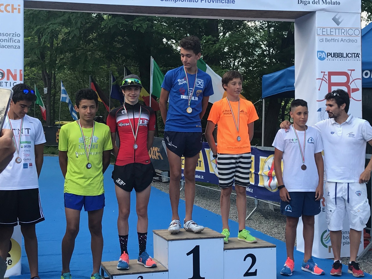 Qualificazioni al campionato italiano categoria Youth 2018
