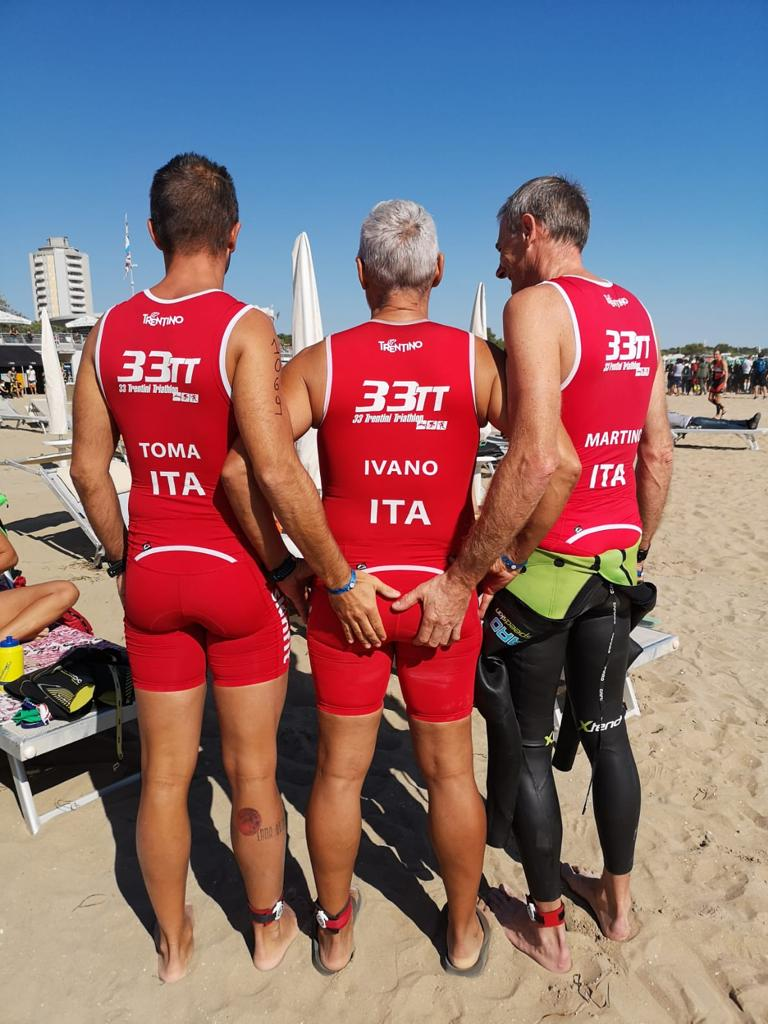 Campionati italiani triathlon sprint 2018